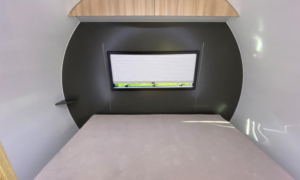 Beauer caravane 3X - Chambre