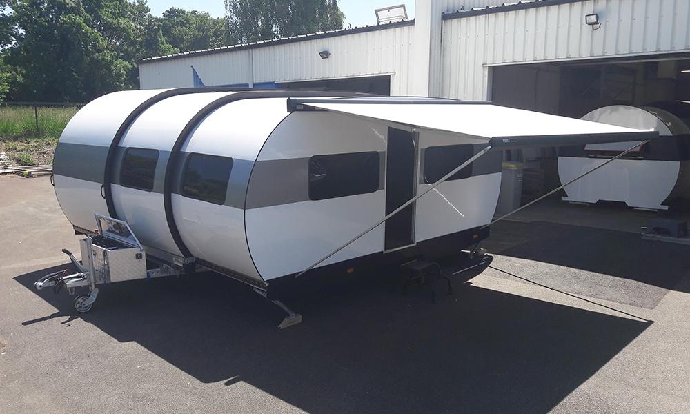 Beauer caravane 3XPlus - Gallerie 1