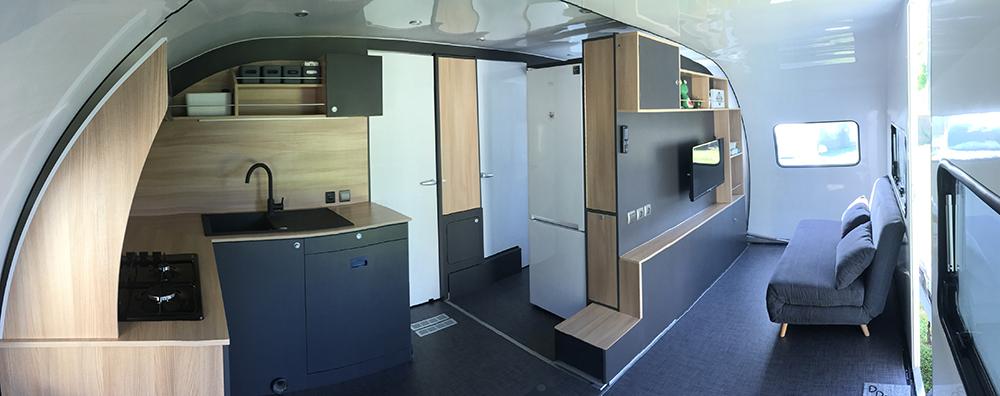 Beauer caravane 3XPlus - Gallerie 2